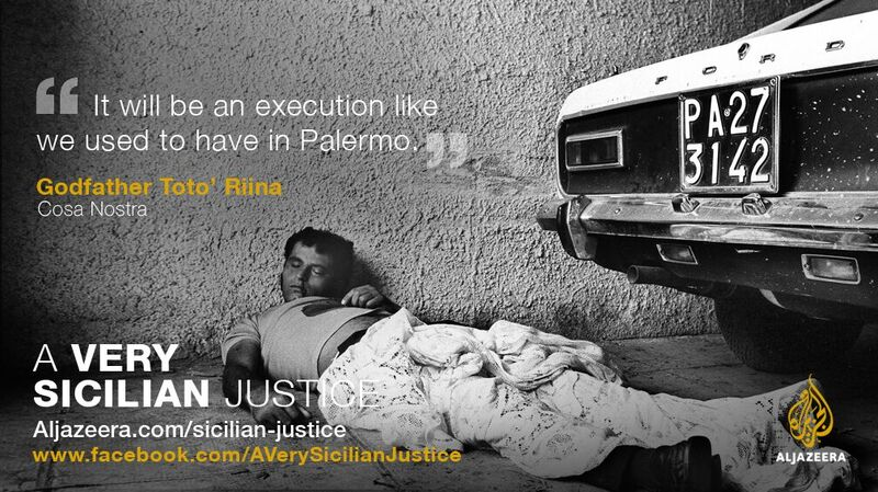 Risultati immagini per a very sicilian justice