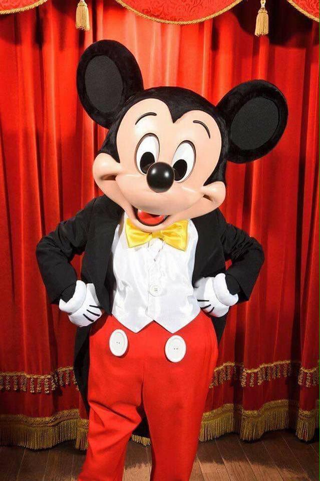 La plus célèbre des souris rencontre depuis aujourd&#39;hui les visiteurs de #DisneylandParis à Meet Mickey Mouse avec sa nouvelle tête ! <br>http://pic.twitter.com/oDG8XhnDs7