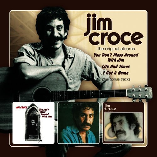 Jim Croce in diretta streaming live con Enrico Ruggeri