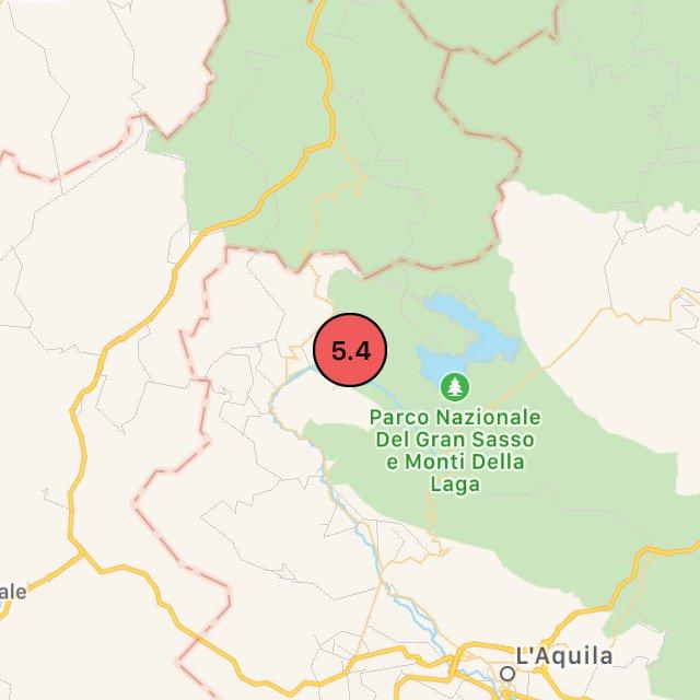#terremoto Ml:5.4 18-01-2017 10:14:09 UTC UTC Lat=42.53 Lon=13.28 Prof=9Km Zona=L'Aquila https://t.co/hASB2Zvs6C https://t.co/Nmj2e2SxfQ