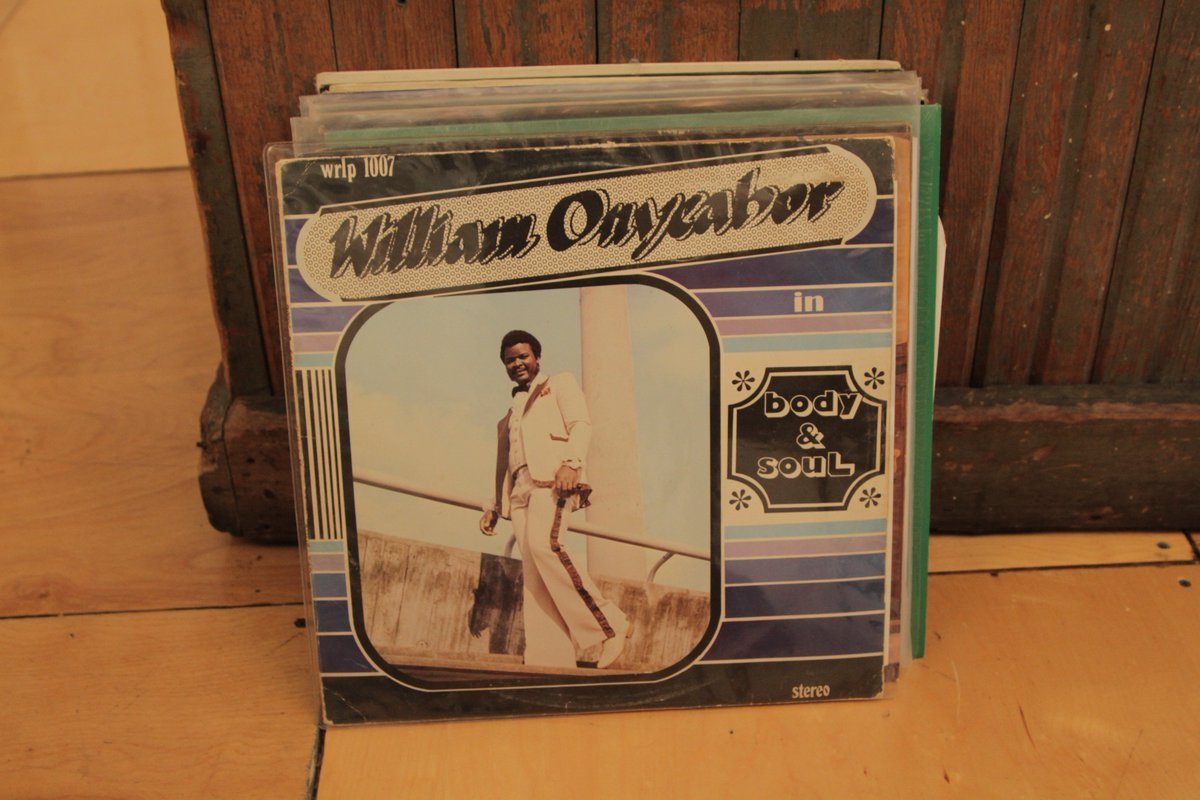 RIP William Onyeabor.  Seriously timeless music – sad news to start th...