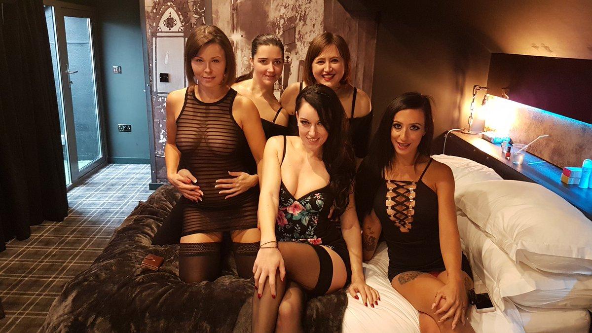 Private club bukkake