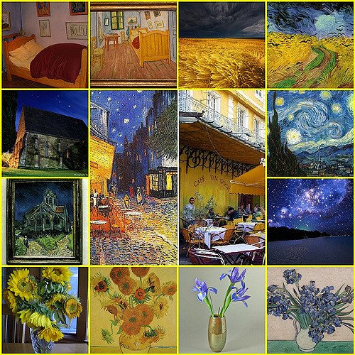 'I would rather die of passion than of boredom.' Vincent #vanGogh #art...