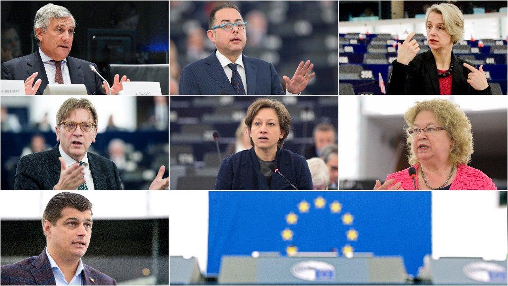 Wahlergebnis aus dem EU-Parlament in #ÖGS: https://t.co/XTDOiyKMaU htt...