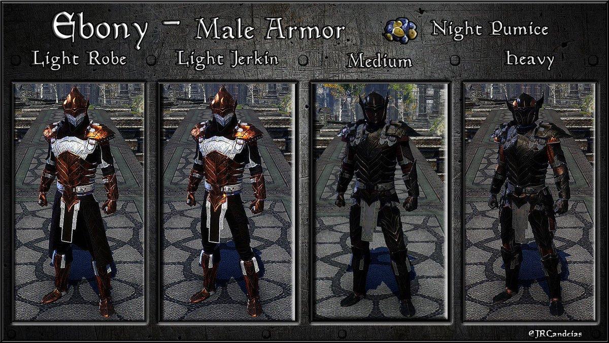 Eso ebony armor