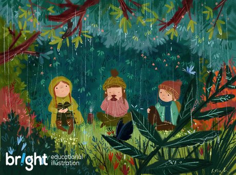 It's not only snow we get in #winter these days! Stay #Bright, rain can be FUN too! With #artwork by @Scrimmle for #BrightEdu<br>http://pic.twitter.com/SR18XKdHrE