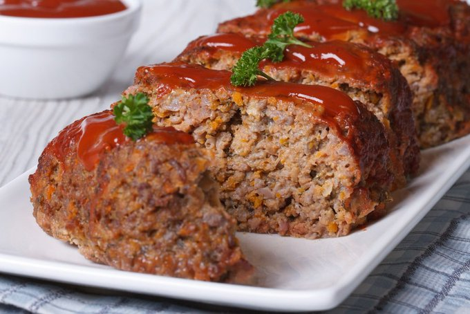 Instant Pot Easy Meatloaf Recipe