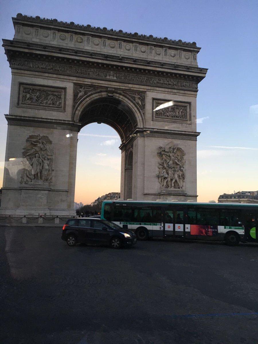 #Triumphbogen - morgen wichtiger Termin für #Kaernten in #Paris https:...