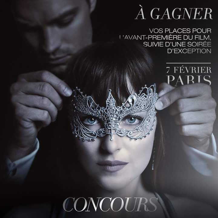 #FiftyShadesDarker  Premiere in Paris  on Feb 7  https:// m.facebook.com/story.php?stor y_fbid=695332927306165&amp;substory_index=0&amp;id=188900351282761 &nbsp; … <br>http://pic.twitter.com/4L49hLsZNZ