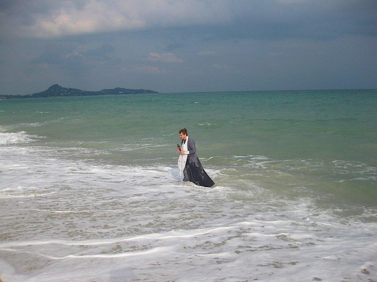 крещение воды фото