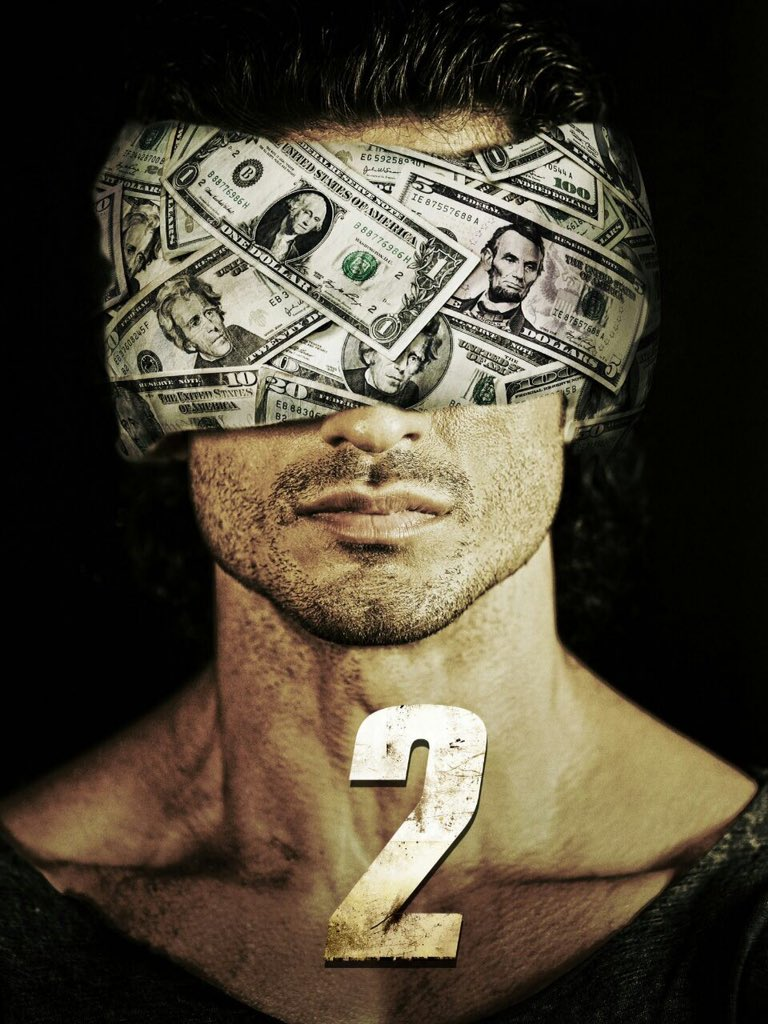 First Look Poster of Commando 2 starring Vidyut Jammwal
