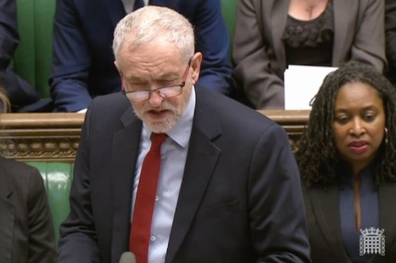 Theresa May squirms as Jeremy Corbyn grills her on the cost of Single...