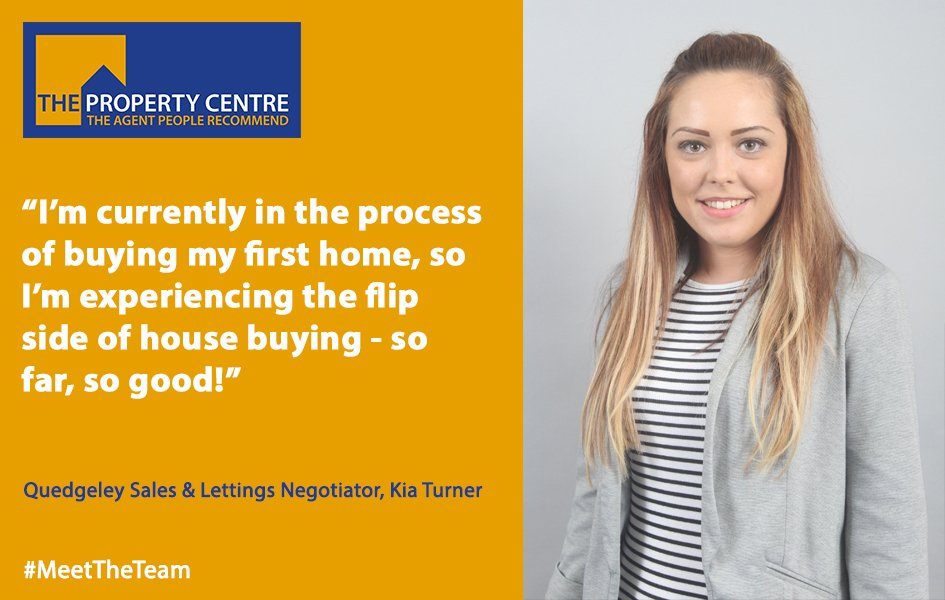 Meet our #Quedgeley Sales and Lettings Negotiator, Kia, who&#39;s excited about her first house purchase #MeetTheTeam <br>http://pic.twitter.com/RTT8gdXhsl