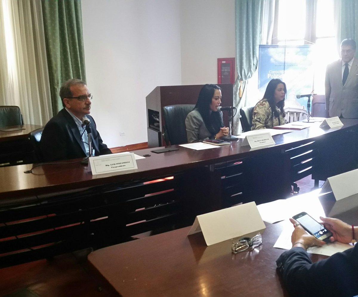 Inicia Acto de Instalación de la Comisión Permanente de Política Inter...