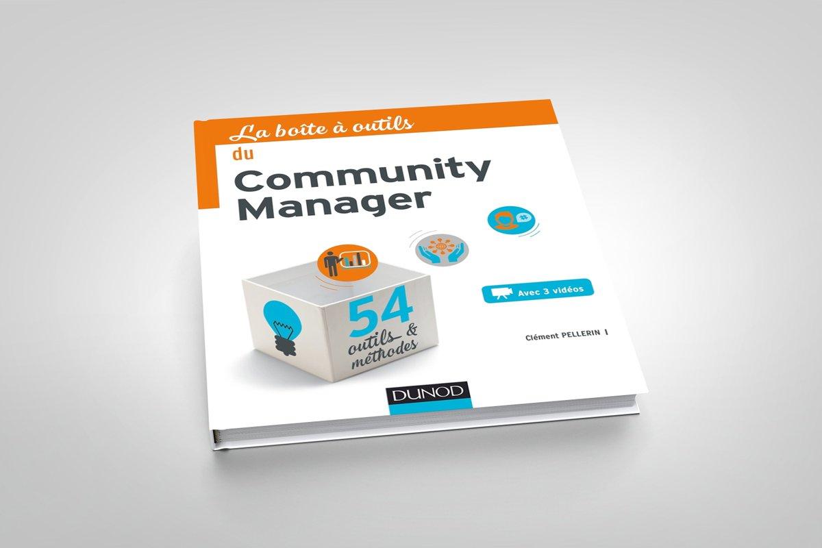 &quot;La boîte à outils du community manager&quot; : 54 outils indispensables pour gérer sa communauté  http:// bit.ly/BaO-CM  &nbsp;   @DUNOD #socialmedia <br>http://pic.twitter.com/w2IvvN5OAd