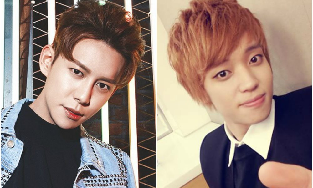 Park Kyung says he and Niel comforted each other about comebacks