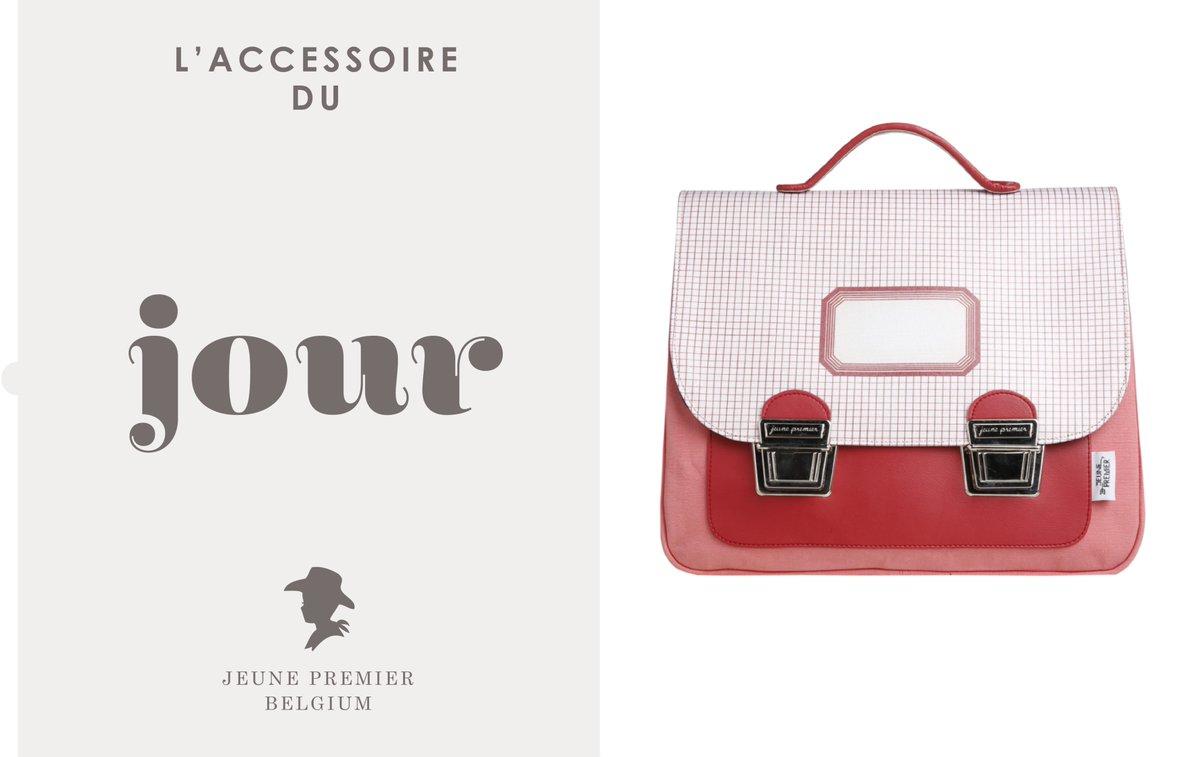 L&#39;accessoire du jour #Itbag #Retro #Red: @JeunePremier_  #NewYear, #newresolution:  http://www. lesnominettes.com  &nbsp;  <br>http://pic.twitter.com/2wl95ZzT7x