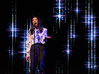#Northeastern community illuminated #MLK's legacy through song, dance, video & narrative at 'A Tribute to the Dream' https://t.co/AmYvGewFH6 https://t.co/bq5KqIoafV