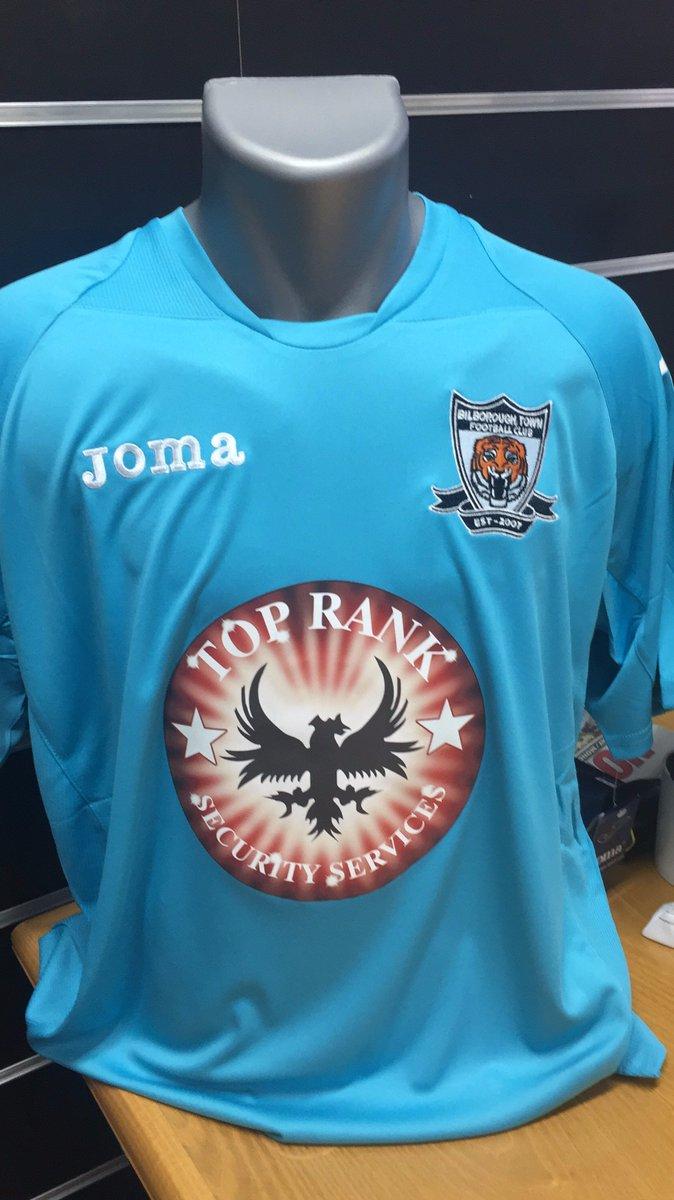 The New Bilborough Town FC (@btfcboss) Joma Away Kit! @JomaSportUK htt...