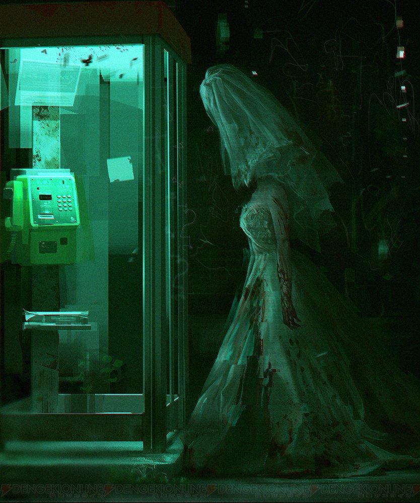 『死印』は今夏発売。美しい西洋人形・メリイ(声優:立花理香)など登場人物やアドベンチャー要素を紹介   #死印
