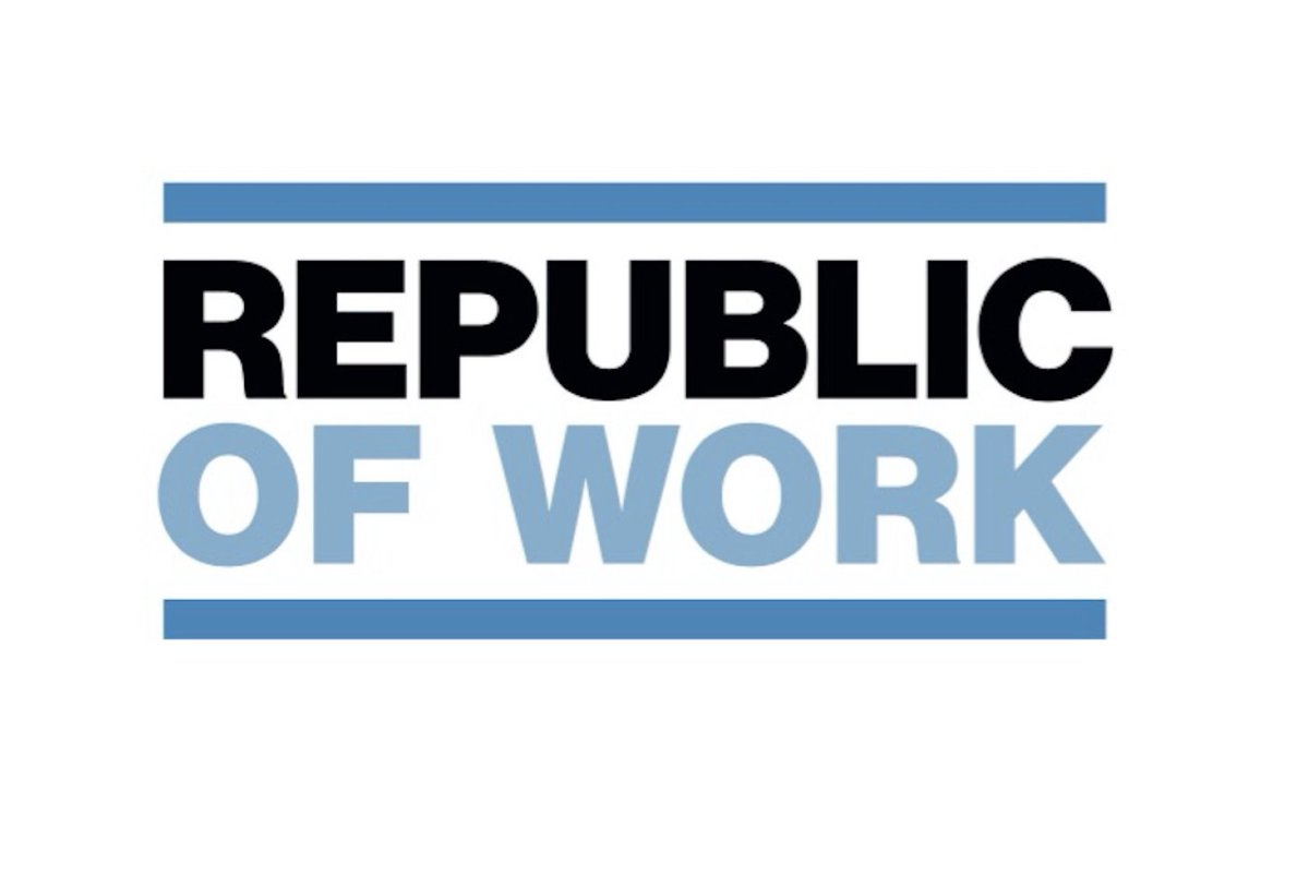 Well I guess you're all going to find out now. Say hello to my new baby! @republicofwork https://t.co/W06LE6GRPh https://t.co/Tv4GQvHEDx