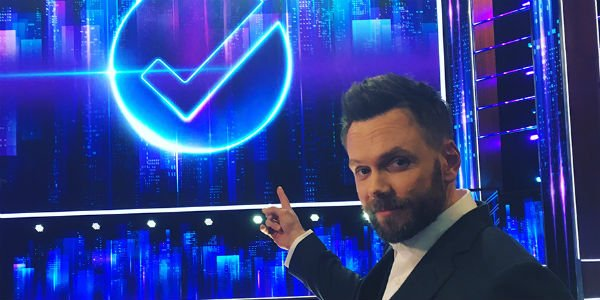 #PCAs 2017 Host @JoelMcHale Teases \'Pyrotechnics\' & Other Big Treats During Tonight's Show: