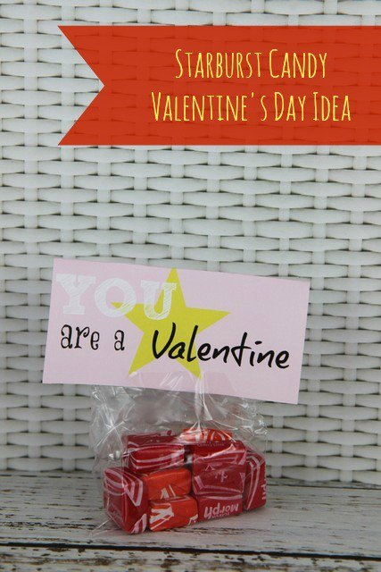 """You are a Star"" Valentine's Day Craft Idea"