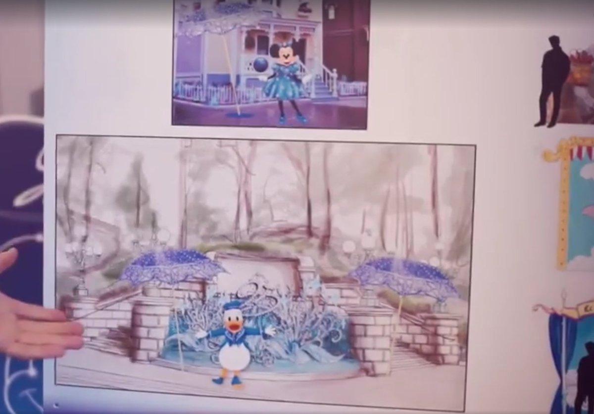 Le 25ième anniversaire de #DisneylandParis aura pour ambassadrice la Fée Clochette et se fera sur un thème bleu foncé et argenté! #Disney<br>http://pic.twitter.com/my9WG7S3pk