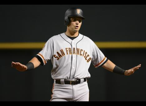 San Francisco Giants 2017 X-Factors, Part 2: Joe Panik #SFGiants #Giants #SFG #MLB  http:// sport-ne.ws/1wky  &nbsp;  <br>http://pic.twitter.com/EhqjWT22qH
