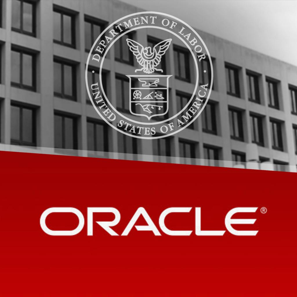 Oracle is the latest tech firm being sued by the Department of Labor: