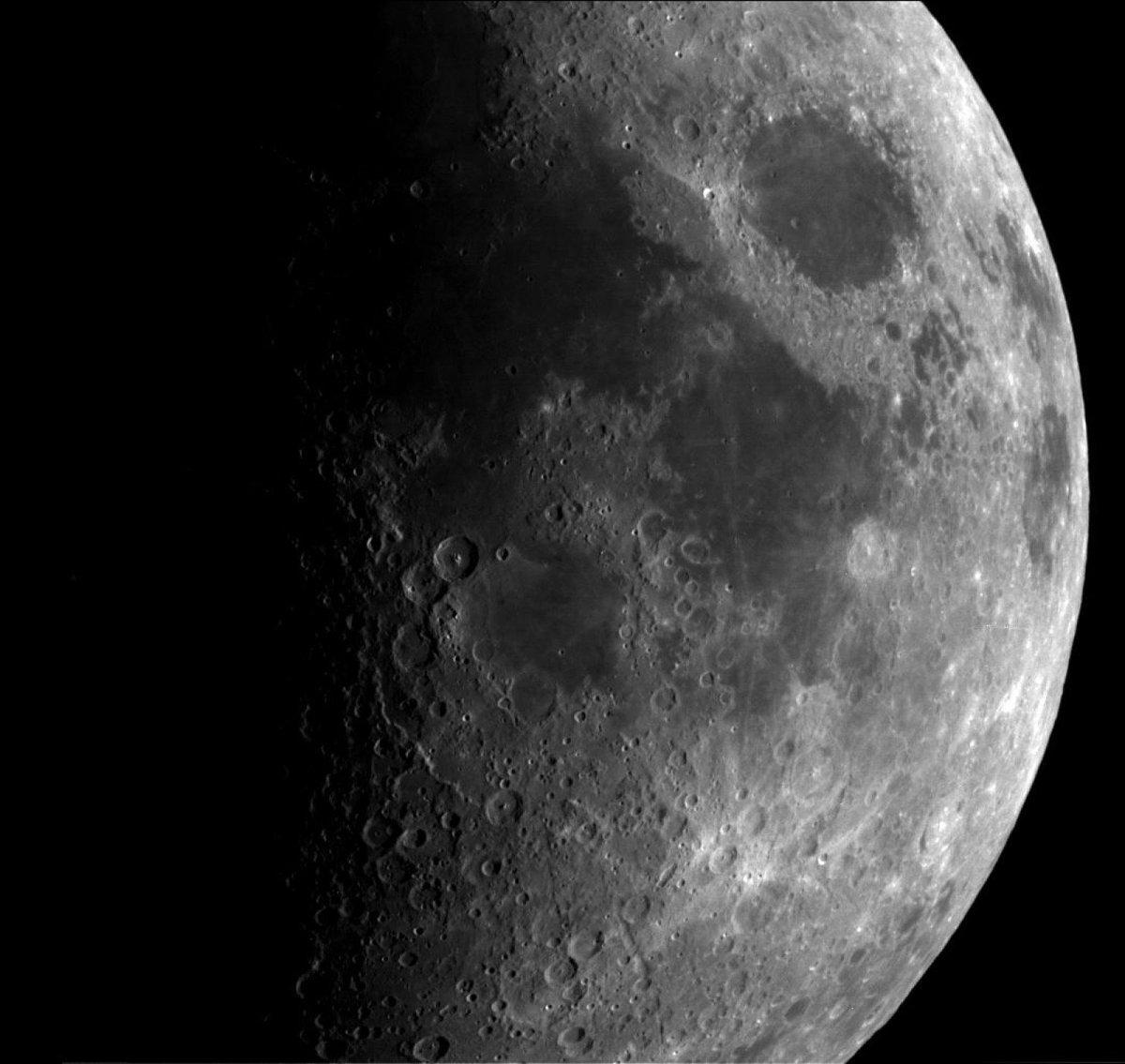 #UCDavis study: Many #moons ago, Earth had many moonlets 🌜🌝🌛  https://...