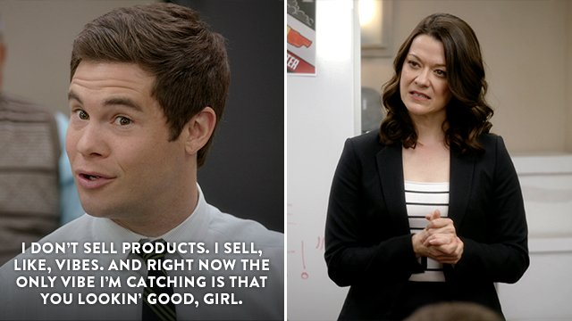 Noted. Catch an all-new Workaholics tonight at 10/9c on Comedy Central...