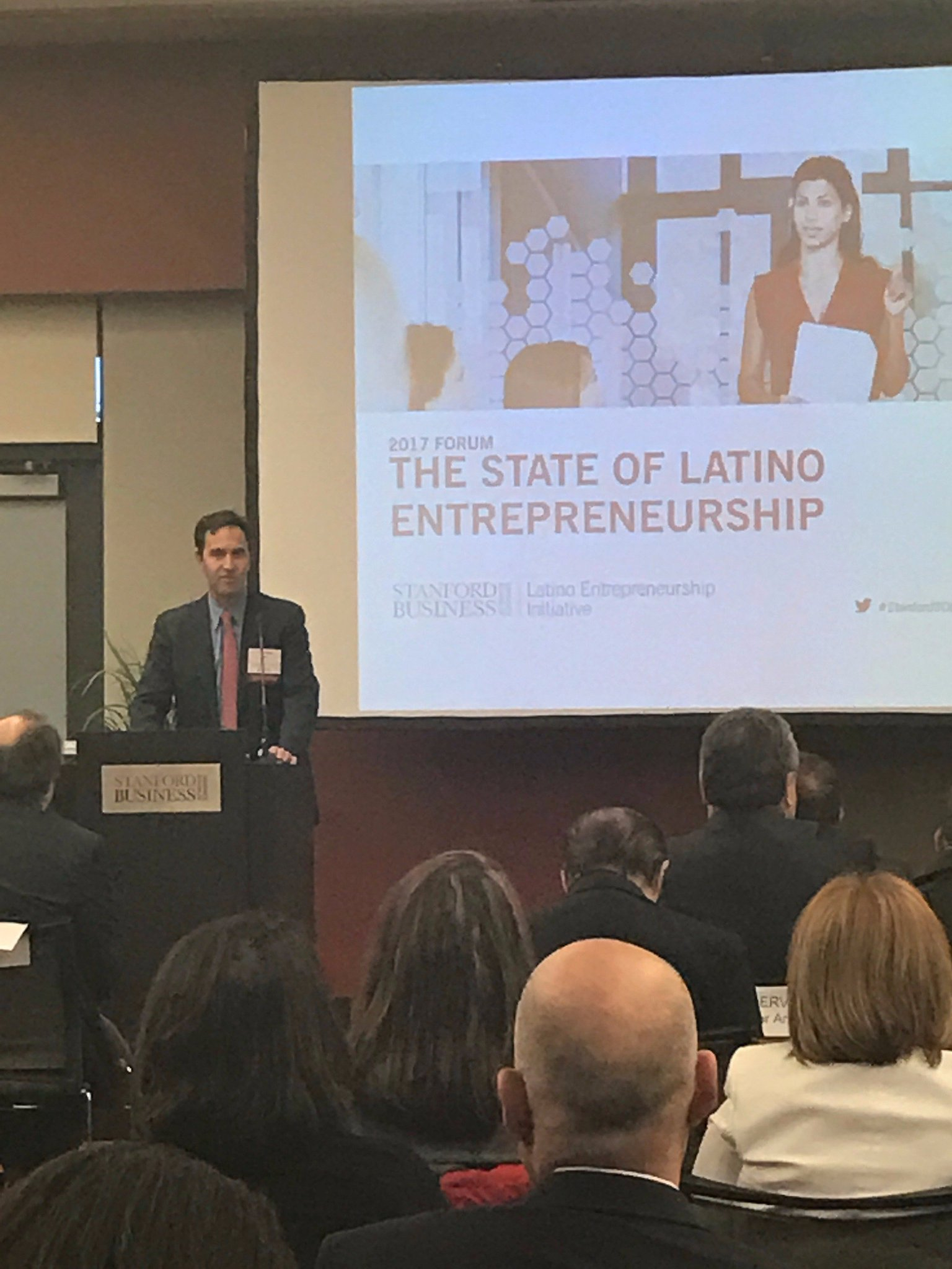 Thumbnail for State of Latino Entrepreneurship Forum #SOLE2017