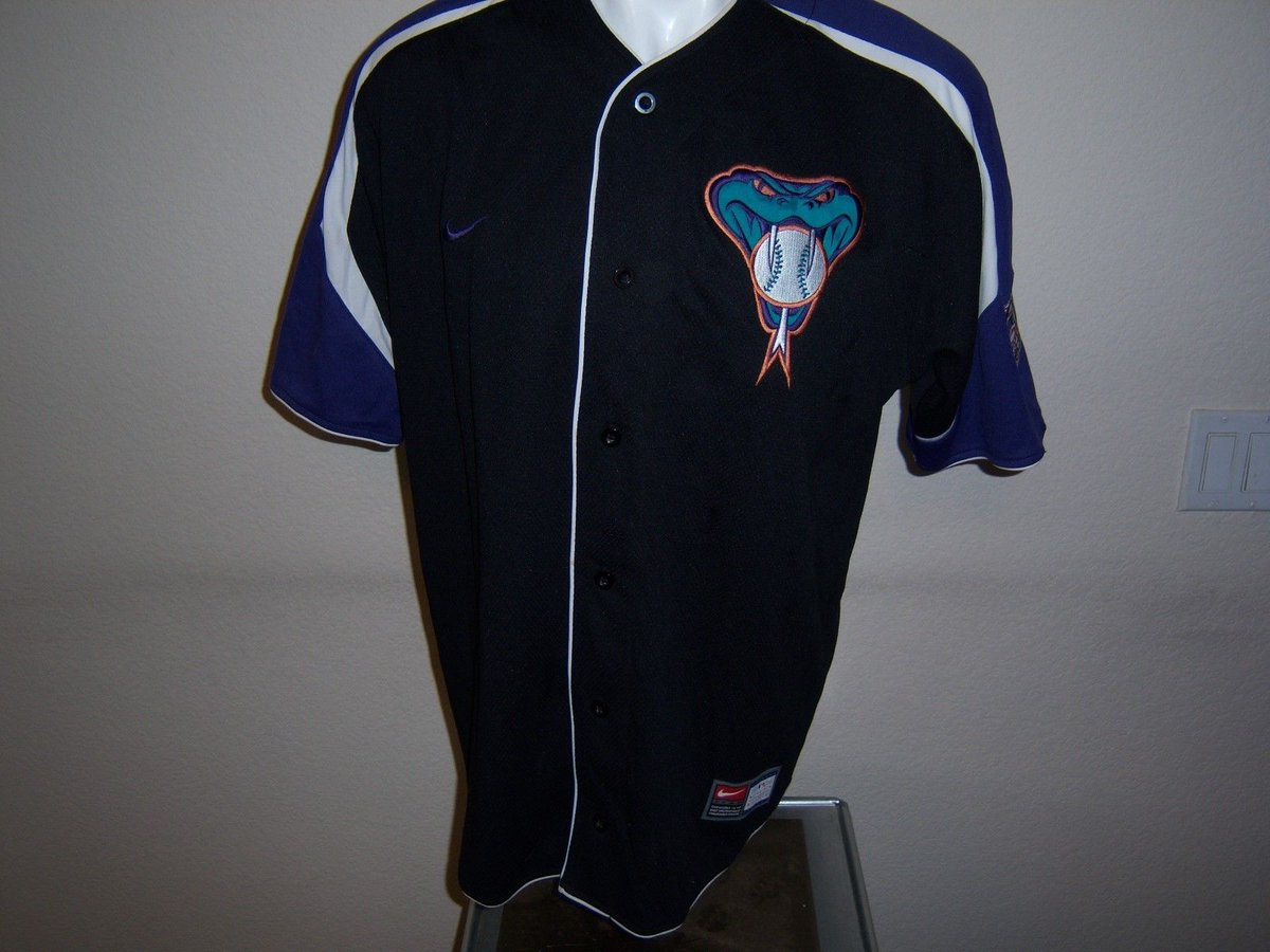 #Dbacks Arizona #Diamondbacks Genuine Merchandise #Jersey #MLB men&#39;s M  http:// dlvr.it/N861jJ  &nbsp;   #Collectible<br>http://pic.twitter.com/wrhsxgwxJn