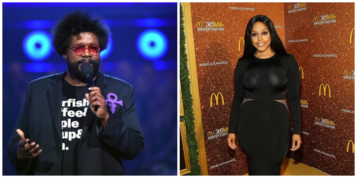 Questlove offers to pay #ChrisetteMichele to not perform at Trump's in...