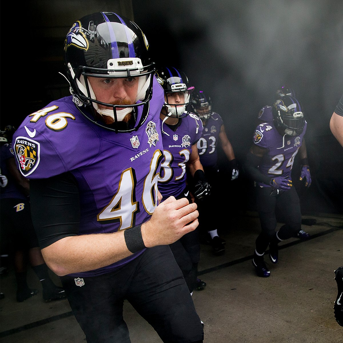 Baltimore Ravens On Twitter Congratulations Morgancox46 Being Named To The AFCs Pro Bowl Roster Tco DcKbrdHOSa