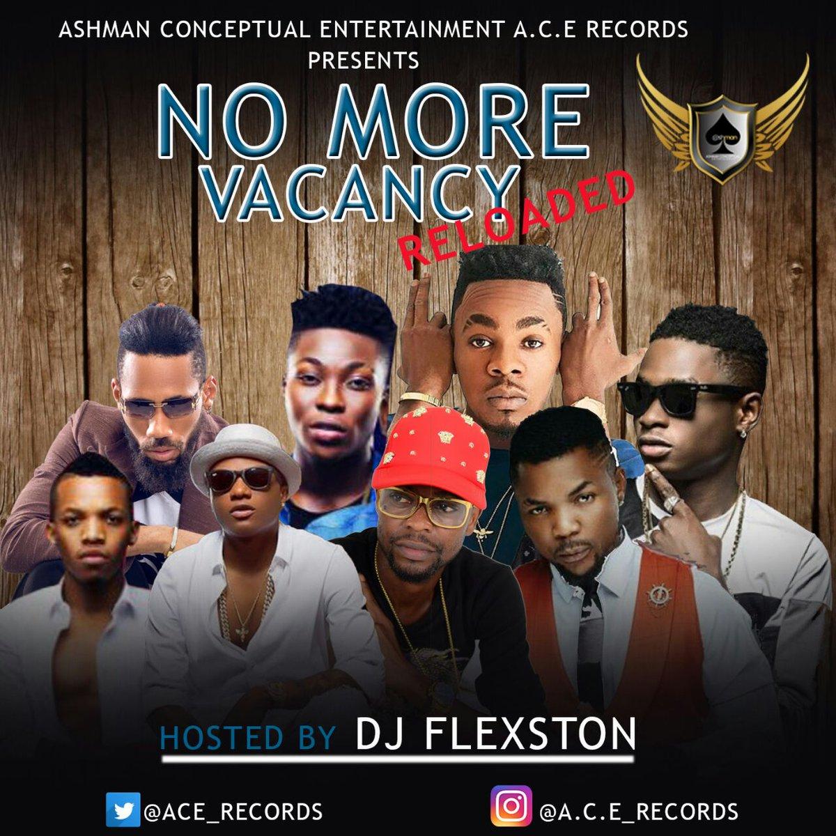 #KingZaga_NoMoreVacancy Mixtape Reloaded.  COMING SOON! COMING SOON!!