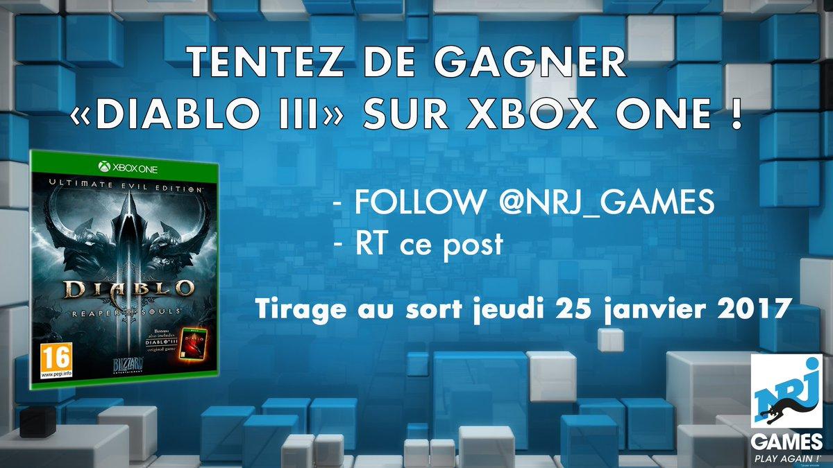 Petit rappel, vous pouvez gagner #Diablo3 de @Blizzard_Ent sur #XboxOne ! Tirage au sort le 25 janvier. #Concours &gt; <br>http://pic.twitter.com/IX459CHjc1<br>http://pic.twitter.com/hI0Pcin1pJ