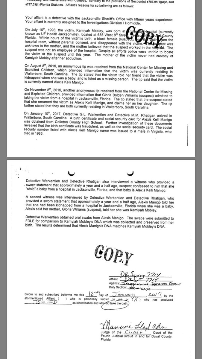 Steven dial on twitter update documents show a witness told steven dial on twitter update documents show a witness told police kamiyah mobley knew she was kidnapped over a year ago the latest with clarkfouraker 1betcityfo Image collections