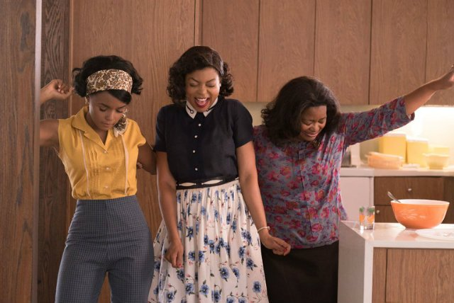 Campaign raises nearly $4,000 to screen Hidden Figures for low-income children in D.C.