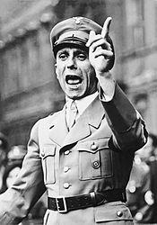 Like Nazi Germany, Modern Day Ministers of Propaganda Try To Turn Liberal Illusions Into America&#39;s Reality.  #MAGA #Tucker #FakeNewsMedia<br>http://pic.twitter.com/VNZhUkXgvX