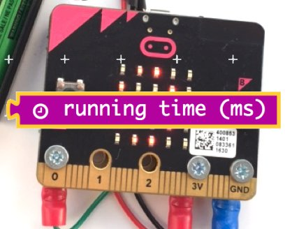 2nd lesson about measuring time with our @microbit_edu for our near-space launch!  Check out our reaction time game https://t.co/ZvYOCoFLgo