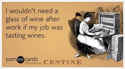Tasting #wine all day... now that&#39;s a job! <br>http://pic.twitter.com/6Lz99WmxwN