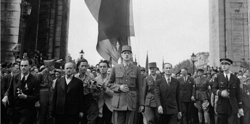 &quot;Il n&#39;y a de réussite qu&#39;à partir de la vérité&quot; Charles de Gaulle  #Fillon2017 #LeCourageDeLaVérité<br>http://pic.twitter.com/lj79gXLUuY