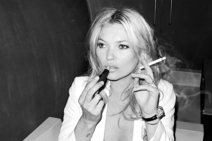 ""\""""I haven t partied since last Friday."""" Happy belated birthday to our favorite bad girl, Kate Moss!""680|454|?|en|2|b09b4c4f29f41f328aeb52d377080f66|False|UNSURE|0.33209553360939026