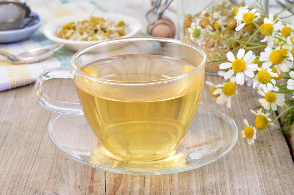 Pesticidi nella camomilla Kusmi Tea
