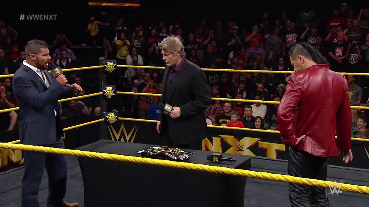 NXT: Resultados, videos, rumores y comentarios C2f3mhQVEAETJyJ