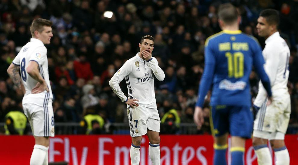 Real Madrid sconfitto al Bernabeu dal Celta Vigo in Coppa del Re – VIDEO