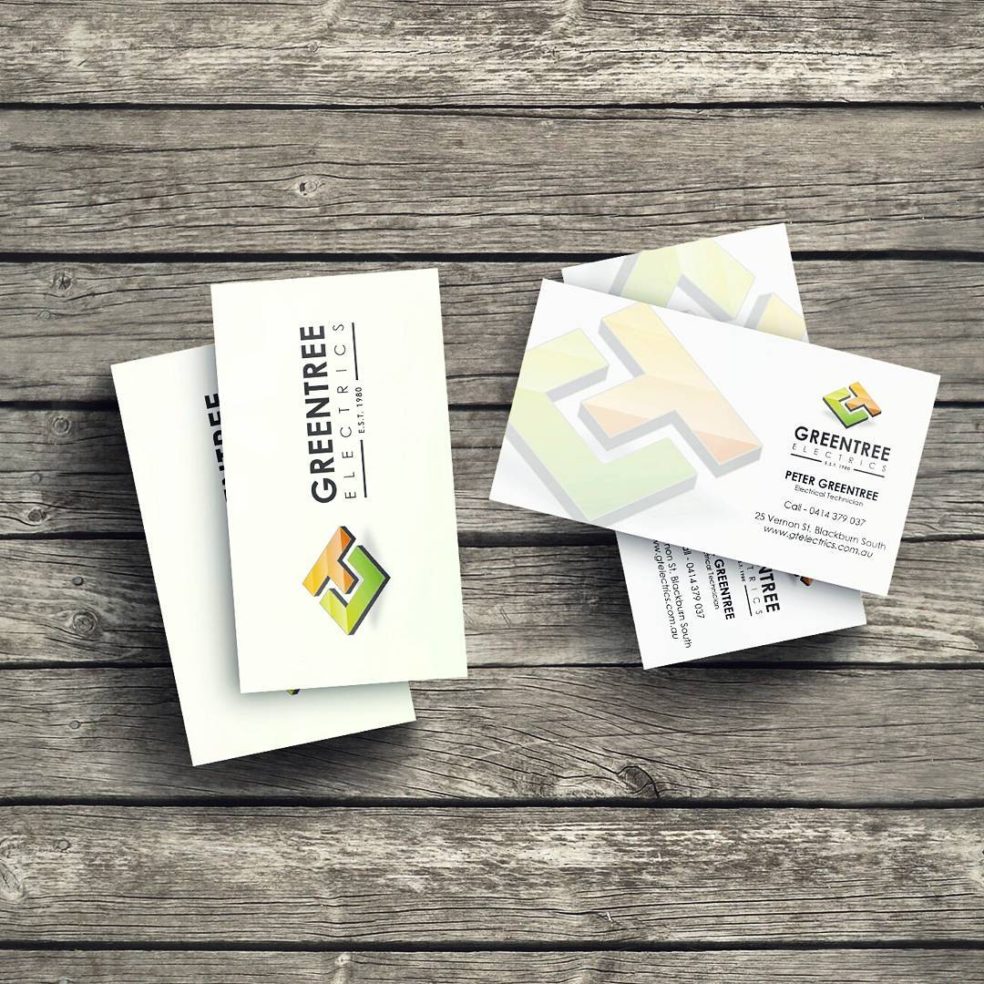 Danger horse on twitter neat business cards for a branding job we danger horse on twitter neat business cards for a branding job we did for greentree electric graphicdesign design branding logodesign businesscards reheart Choice Image