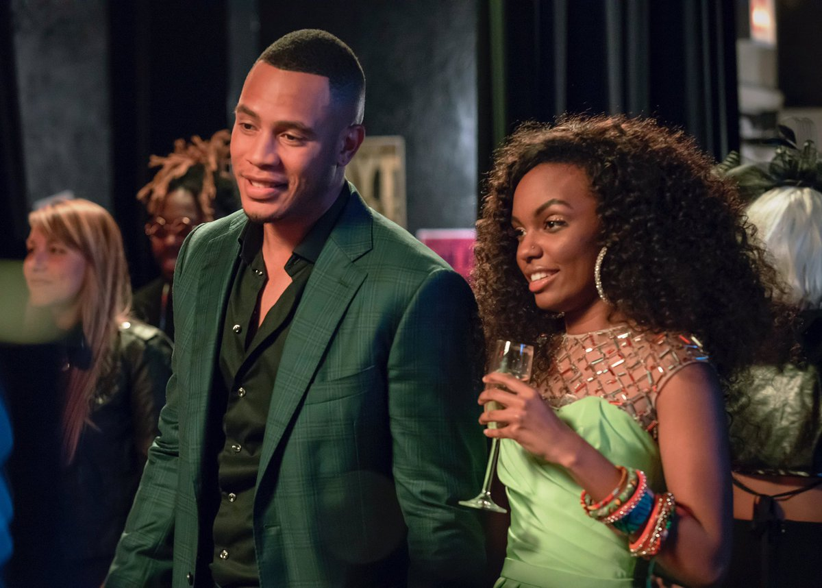 #Empire returns Wednesday, March 22nd, for those who've been asking! Nessa will see you all then..